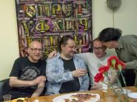Евгений Чигрин, Андрей Щербак-Жуков, Еввгений Лесин, Александр Карпенко