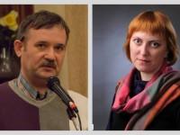 Володя Пимонов и Елена Сафронова