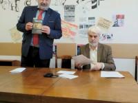 Михаил Голубков открывает презентацию