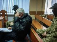 Олег Саган в суде